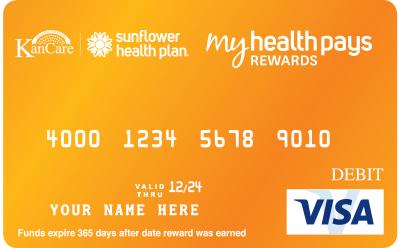 Healthy Rewards | Sunflower Health Plan
